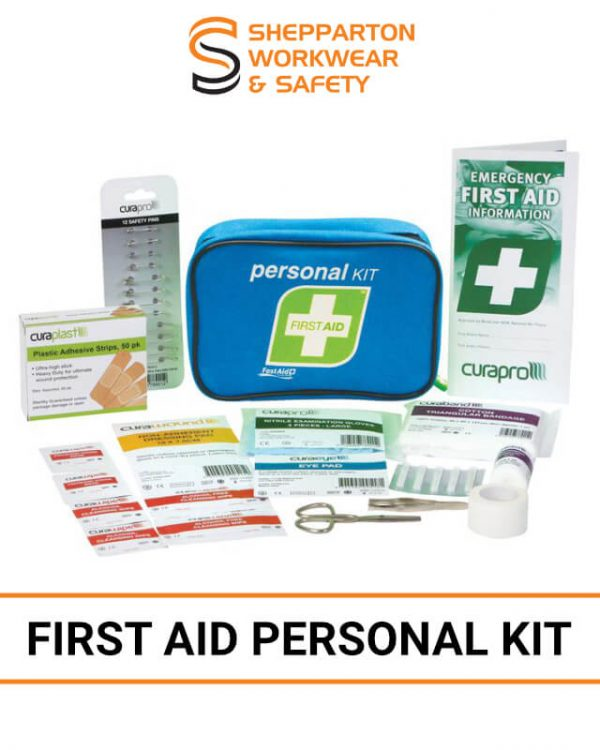 FIRST AID PERSONAL KIT