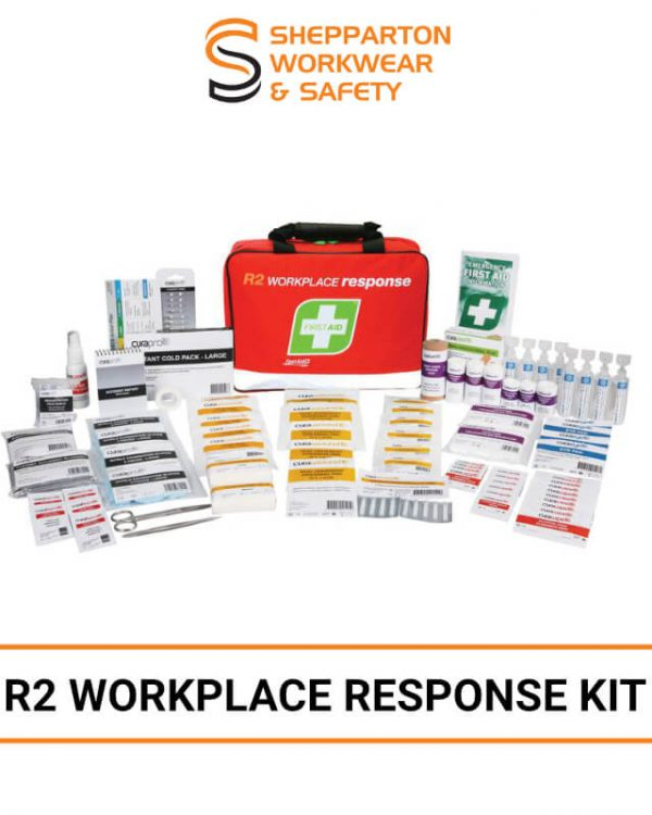 FIRST AID R2 WORKPLACE RESPONSE KIT