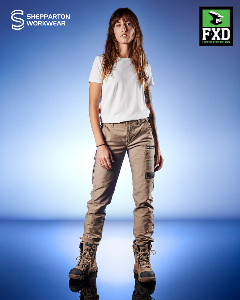 FXD WP.4W Womens Pants front